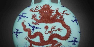 Qianlong flask set to return home after record sale